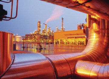 PSEEZ Gas Condensate Exports Up 64%