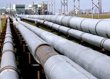 BP: Iran Gas Exports Hit 9.6bcm in 2014