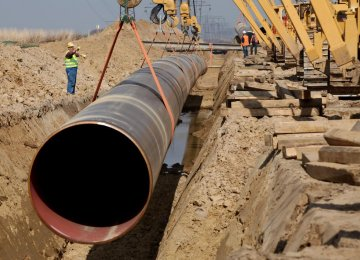 Economic Council to Decide on Gas Pipelines' Funding