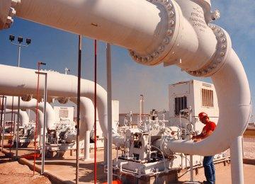 80% Rise in Gas Condensate Export