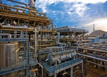 Euro-4 Gasoline Complex Goes on Stream