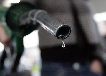 Gasoline Imports  Down 50%