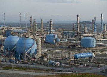 Gazprom Mission  in Tehran