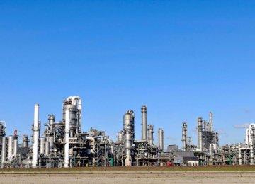 Oil Minister Hosts  German Delegation