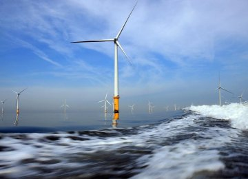 Big Rise in Germany's Offshore Wind Capacity