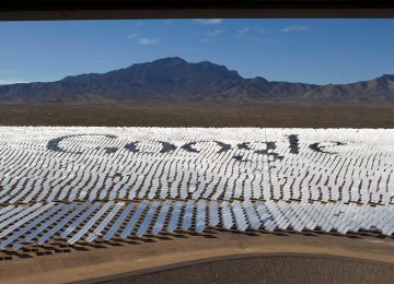 Google invests $145m in Clean Energy