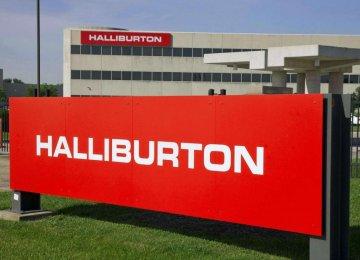 Halliburton Profits Rise