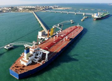 Crude Exports to India Decline