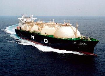 India LNG Import