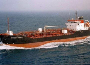 Oil Shipping Surges After Sanctions Removal