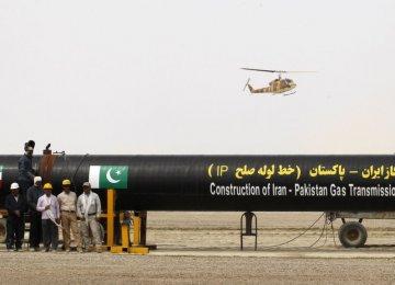 Majedi Reflects on Pak Pipeline, India LNG, Turkey Dispute