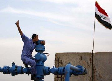 Iraq Oil Exports Rising