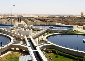 Water Supply to Qom District