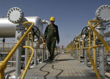 British Company Launches Ahvaz Oilfield Project