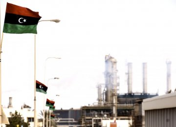 Huge Cut in Libya Oil Output