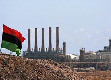 Libya Oil Production Rises