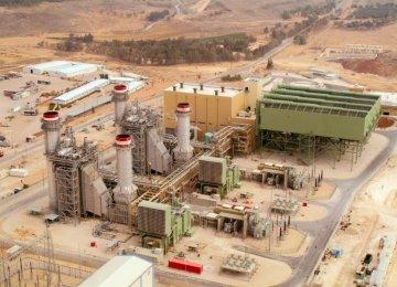 Mahshahr Power Plant Launch in Oct.