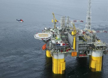 Norway Oil Output to Decline