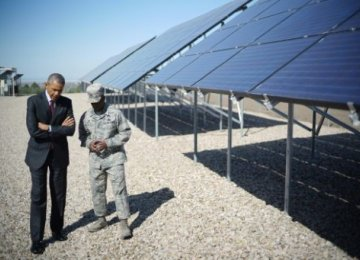 Obama to Double Funds for Clean Energy Research