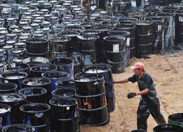 Oil Regains Some Ground