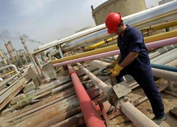 Crude Slips More Than 2%