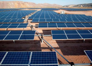 Oman Plans 7 More Solar Projects