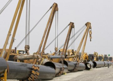 Tehran Reportedly Ends IP Pipeline Cooperation