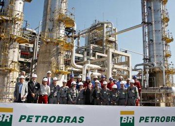 Petrobras in Talks for Caspian Exploration