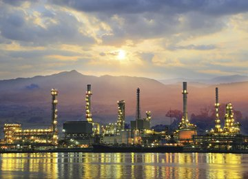 Petrochem Complexes Facing Water Crises
