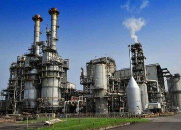 Petrochem Revenues Blocked in S. Korea