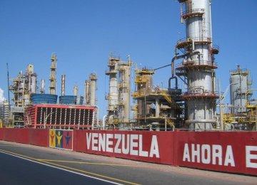 Negotiation With Venezuela High on Petropars Agenda