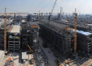 Iran Energy Projects Worth Over $160b