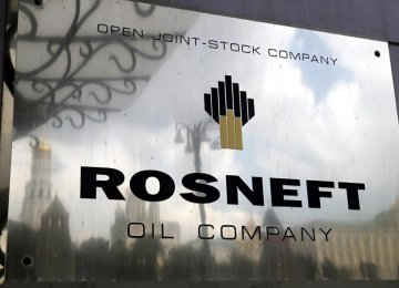 Rosneft on  Its Own