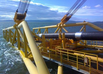 Moscow Underlines Nord Stream-2 Project