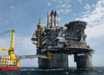 Russia's Offshore Drilling Hampered