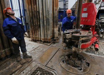 Russian Crude Output at Post-Soviet Record