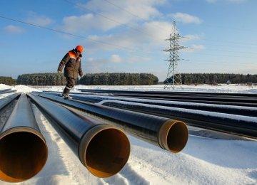 Russia-Turkey Pipeline