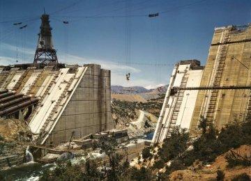 Dam Coop. Discussed With S. Africa