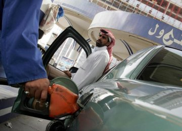 S. Arabia Considers Cutting Energy Subsidies