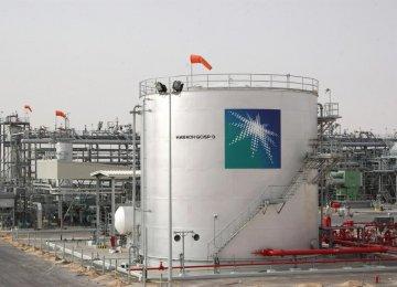 Saudi Crude Output Surges