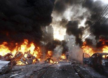 Explosion Halts Shah Deniz Gas Flow