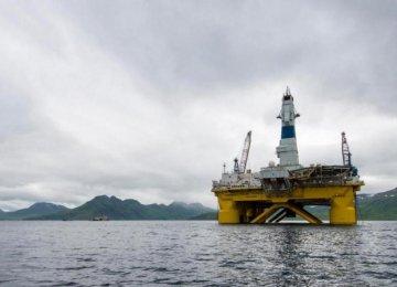 Shell Scraps Arctic Exploration