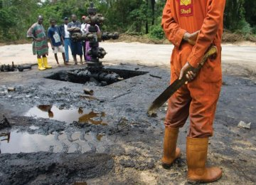 Shell Pays $84m to Settle Niger Pollution Claims