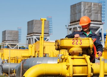 Shell Commences Gas Supply to Ukraine