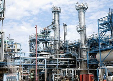 Shourijeh Gas Facility Ready for Winter