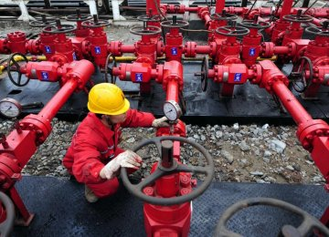 Sinopec, PetroChina plan  40% Growth in Shale Output