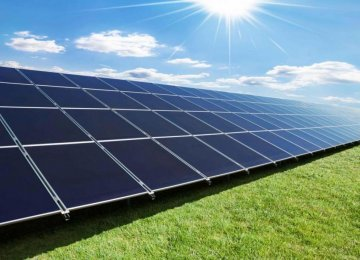UK to Build Solar Plant in Iran