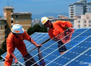 Solar Energy in Public Places