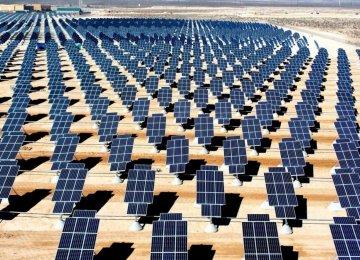 Solar Energy Viable in UAE