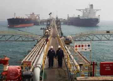 Talks With S. Africa on  Resumption of Oil Exports